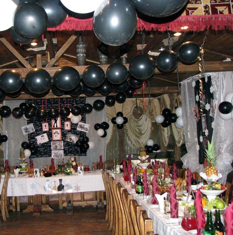 Гангстерская вечеринка: фото, костюмы, сценарий и оформление, аксессуары