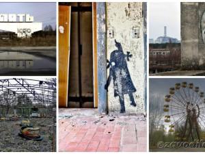 Самые страшные и жуткие музеи мира, город-призрак Припять, Чернобыль, Украина