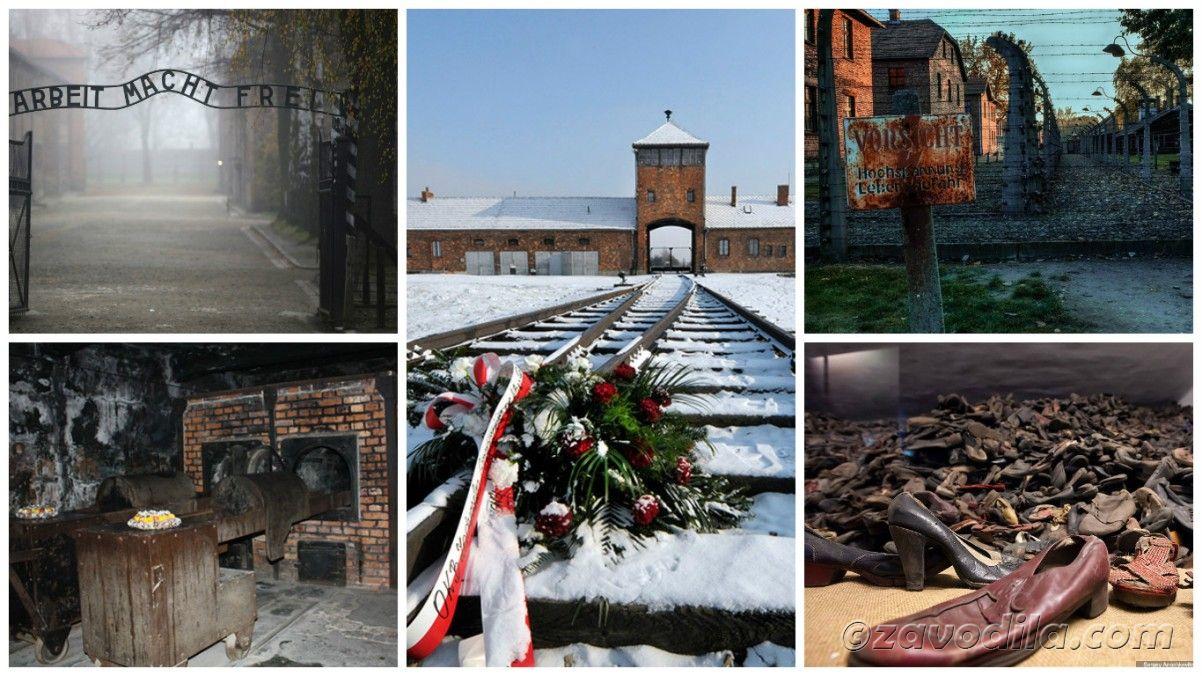 Самые страшные и жуткие музеи мира, Освенцим, Польша