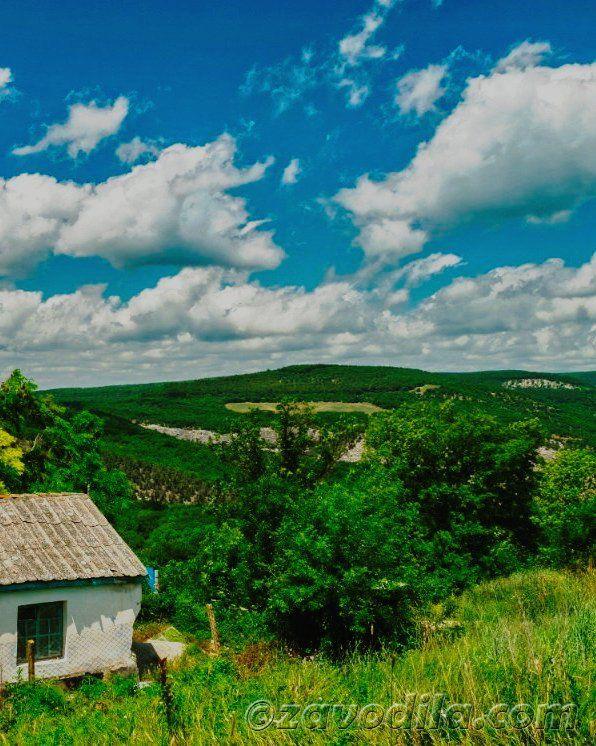 Турпоход на Чернореченский каньон в Крыму