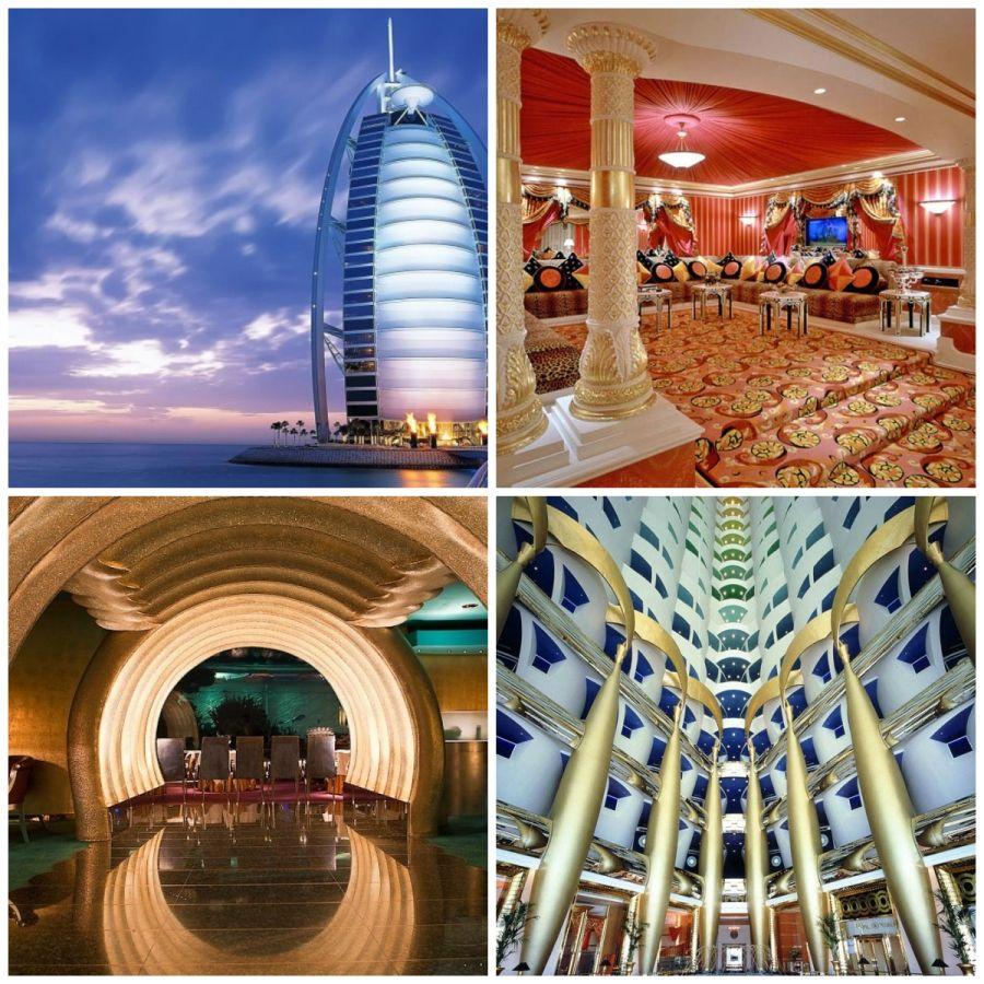 самые необычные отели мира фото