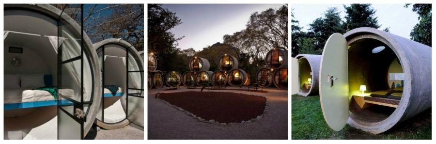 самые удивительные и необычные отели мира фото