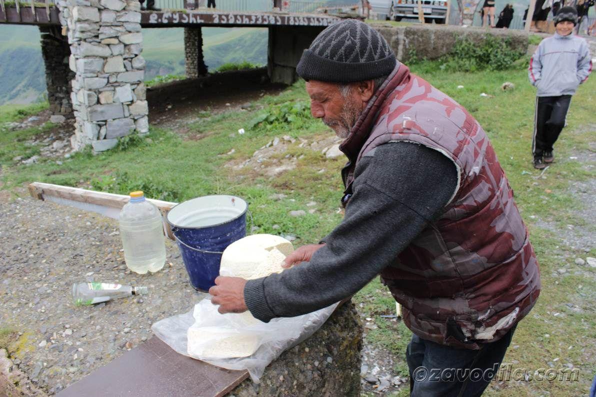 Записки из Грузии: фото, впечатления и наблюдения