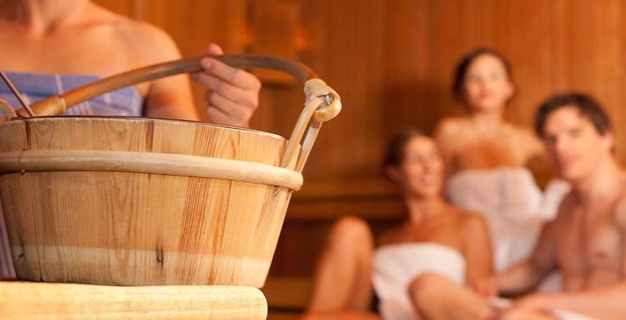 Конкурсы для вечеринки в сауне и бане