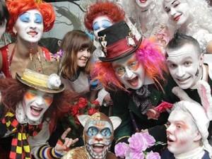 вечеринка в стиле Алиса в стране чудес, сценарий, оформление, конкурсы