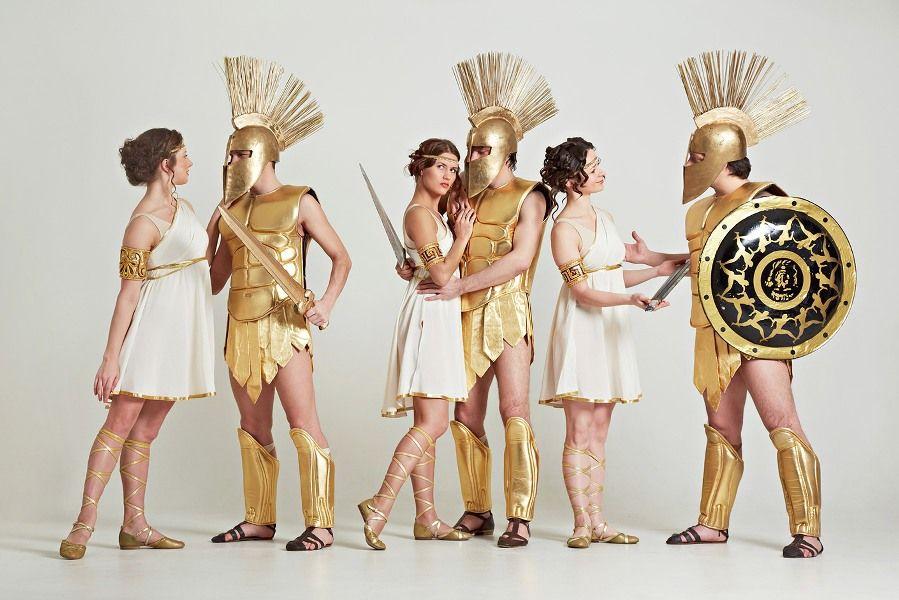 Поздравления с днем рождения от богов олимпа