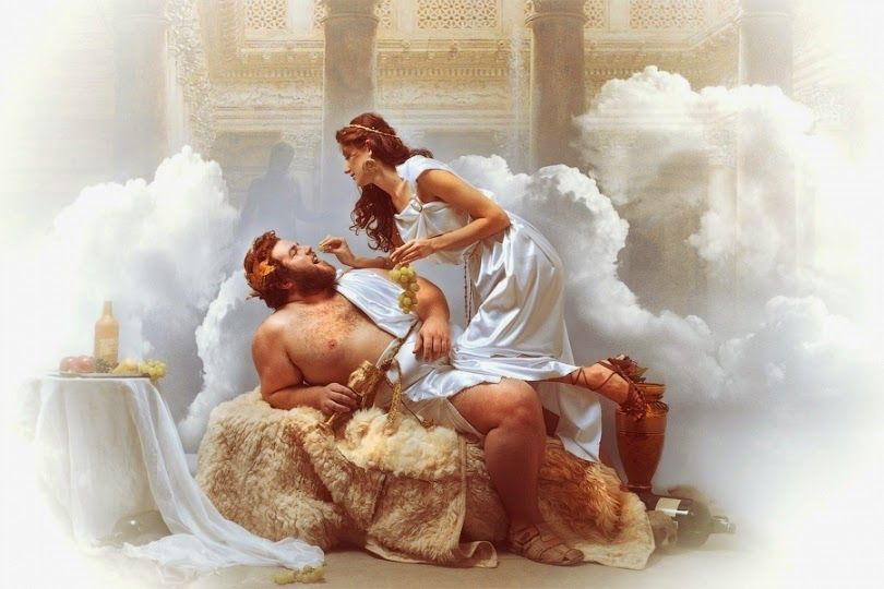 """Вечеринка в греческом стиле """"Олимп"""": костюмы, меню и конкурсы"""