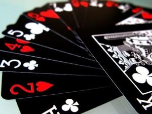 Вечеринка в стиле казино и настольных игр