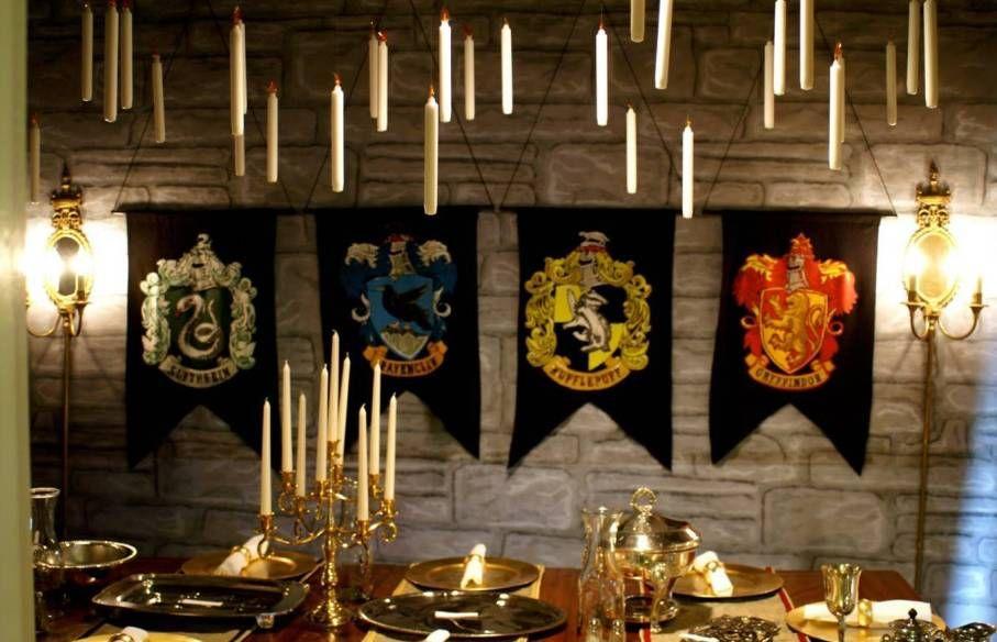 вечеринка в стиле Гарри Поттер, сценарий, костюмы, игры, конкурсы, оформление, пригласительные