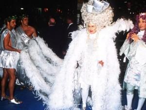 нелепые костюмы и лучшие вечеринки знаменитостей