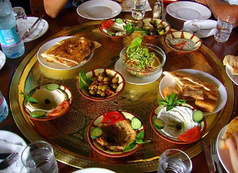 Израиль, что попробовать из еды