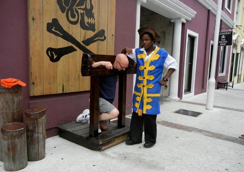 Музеи пиратов из разных уголков мира фото