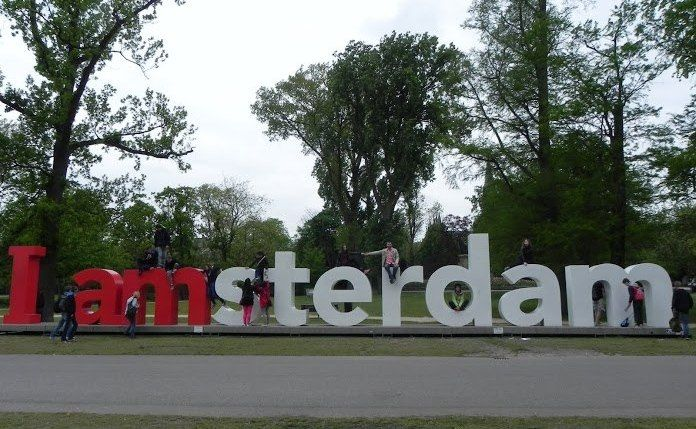 Амстердам: памятники архитектуры