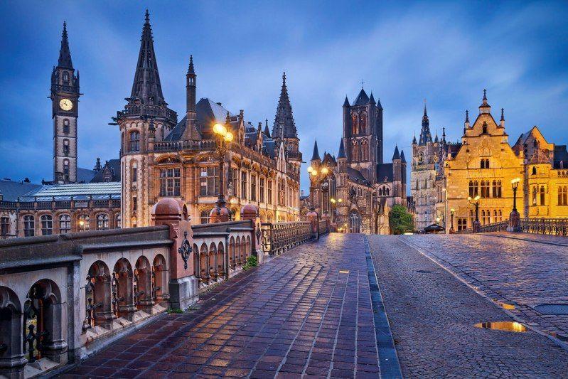Нестандартные города Европы, которые стоит посетить эти летом
