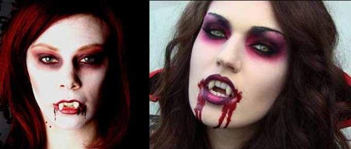 вампирша в домашних условиях