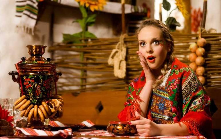 Русская девушка на вечеринке фото 406-109