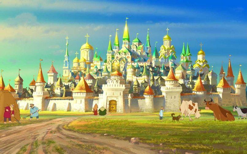 тематическая вечеринка русские сказки