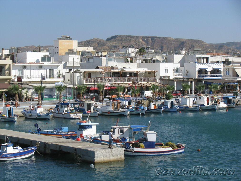 остров Кос, Греция фото