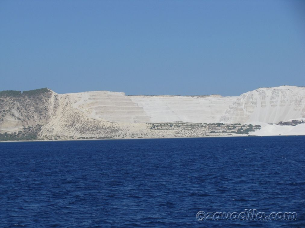 меловой остров