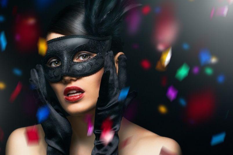 Как создать интересный образ для карнавала или костюмированной вечеринки
