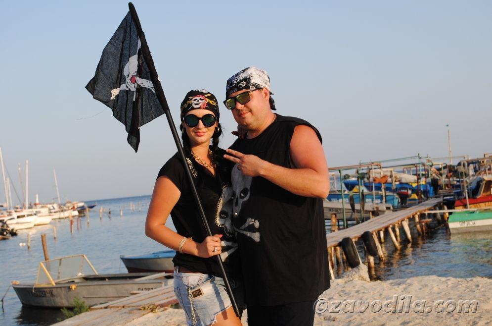 пиратская вечеринка, фото