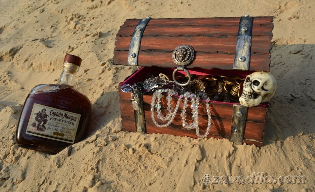 Пиратская вечеринка на яхте