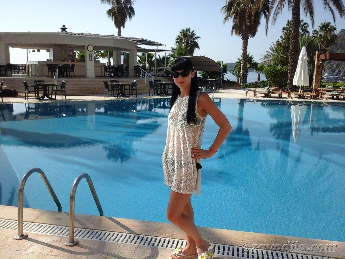 Kilikya Resort Camyuva (ex. Elize Resort Hotel)