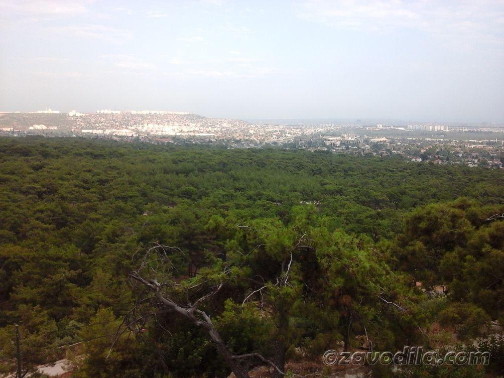 Турция, экскурсия на Памуккале