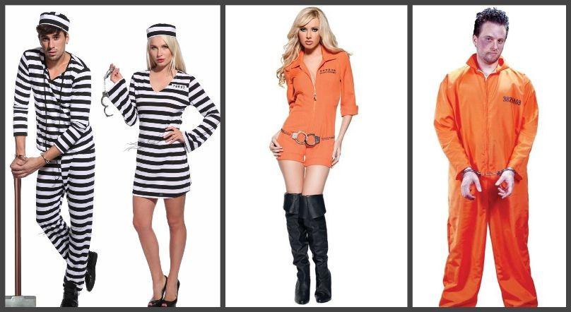 костюмы заключенных