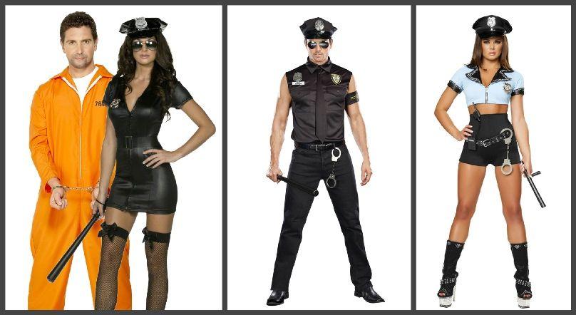 костюмы тюремных охранников