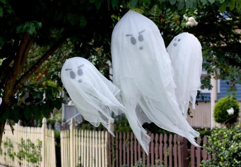 привидения своими руками