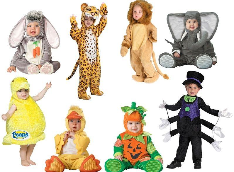 костюмы новогодние детские