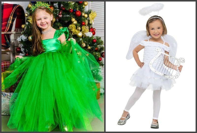 костюмы карнавальные детские для девочки