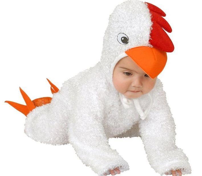 детский новогодний костюм петуха
