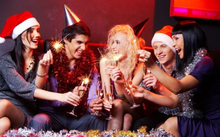 Развлечения для семьи на новый год 2017