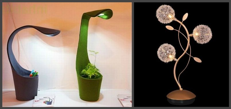оригинальный декоративный светильник