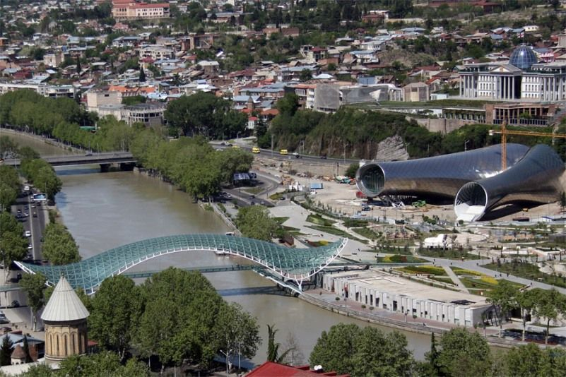 Грузия, Тбилиси, фото