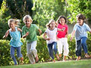 конкурсы, развлечения для детей на даче, в лесу