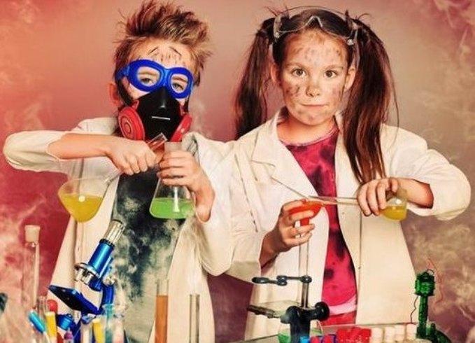 Научная вечеринка для детей: оформление и интересные опыты