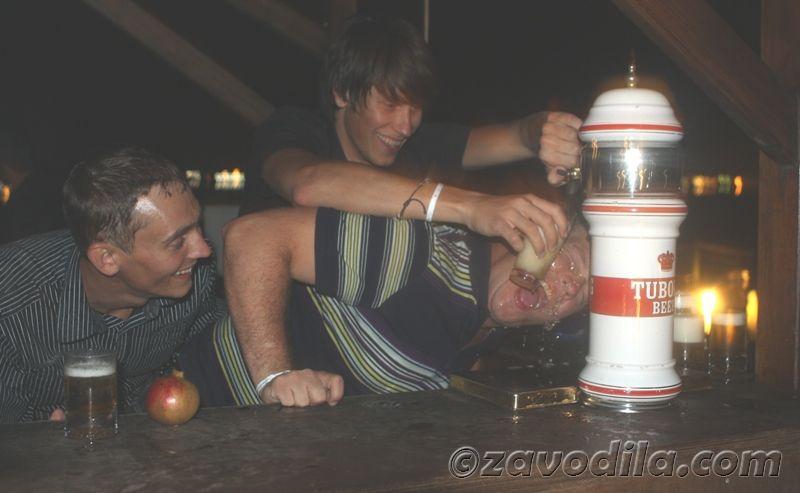 веселые алкогольные конкурсы
