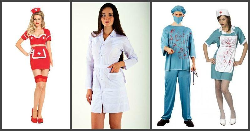 костюмы и наряды на вечеринку в медицинском стиле