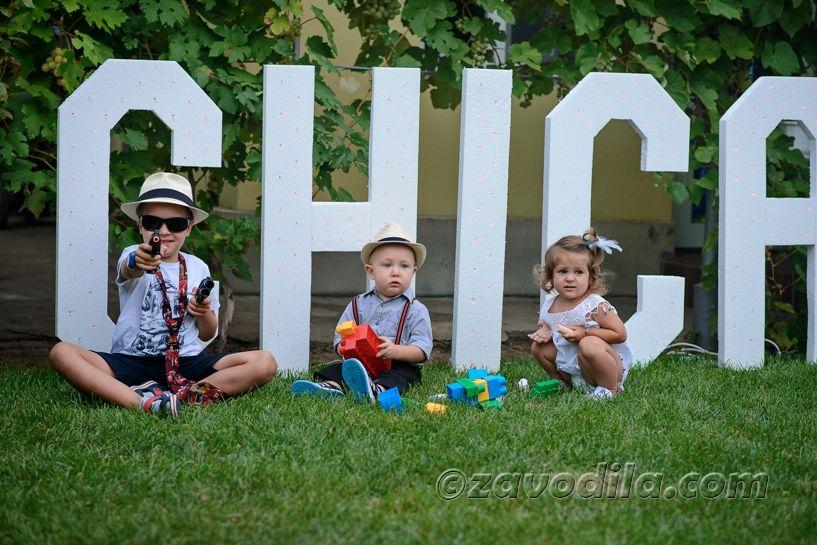 детские костюмы и образы на вечеринку в стиле Чикаго