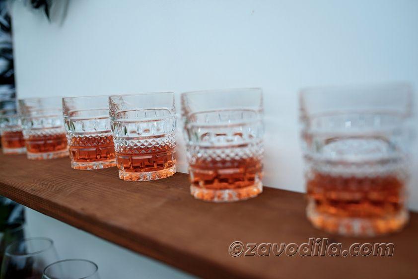 гангстерская вечеринка, алкоголь, чем угощать