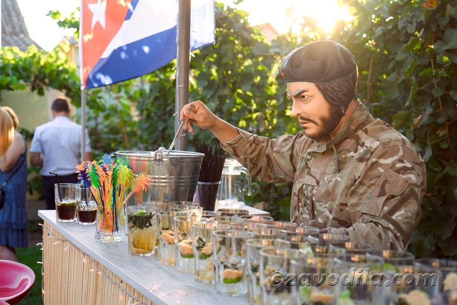 сценарий кубинская вечеринка