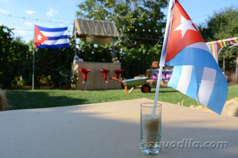 фотозоны кубинская вечеринка