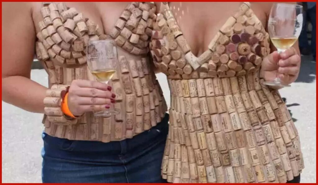костюм, наряд, что одеть на wine party
